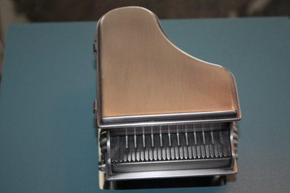 Pewter Piano Jewel Box