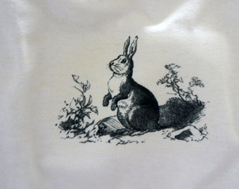 Bunny T-Shirt - Child Size - XS