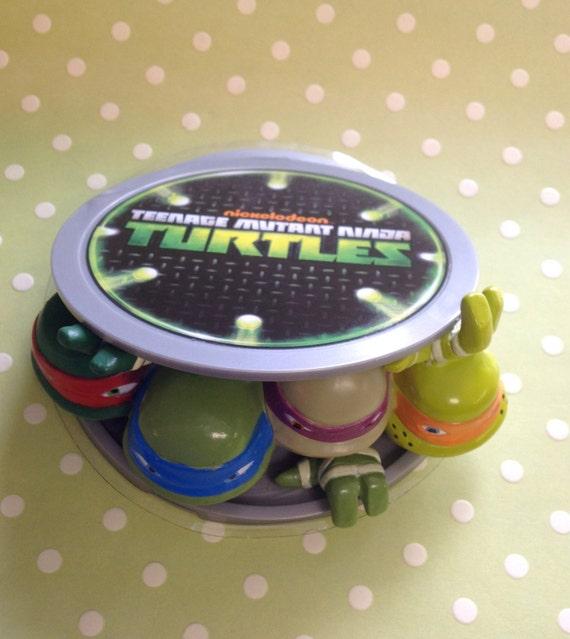 Teenage Mutant Ninja Turtle Cake Kit