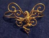 Bronze Fairy Bracelet