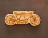 Tandem Bike Magnet