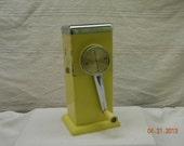 Ice Crusher Yellow Magic Hostess, housewares, kitchen tools