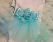 Newborn Baby Girl coming home outfit Lace