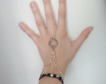 Punk Rock Slave Bracelet