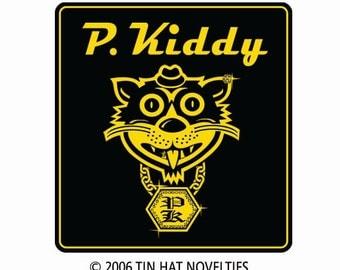 P Kiddy Sticker