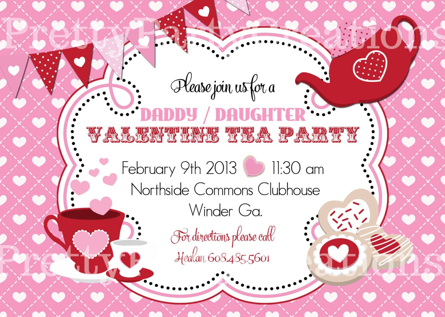 Valentine Party Invites Gallery - Party Invitations Ideas