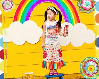 Vintage Childrens tshirt... Lollipop Queen..