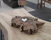 Sea Grape Cluster Large Table Centerpiece Bowl