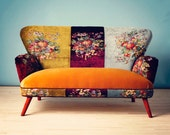 Gobelin Sofa - sweet honey - namedesignstudio