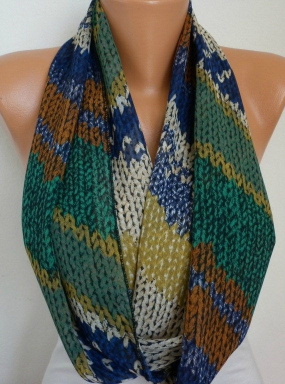 items similar to on sale infinity scarf shawl circle
