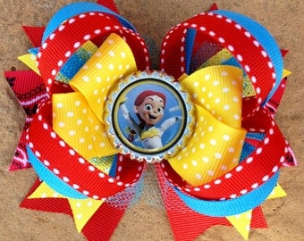 New Toy Story JESSIE Boutique Style Hair Bow