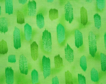 SALE - Bee Happy, 1/2 yard, pure cotton fabric