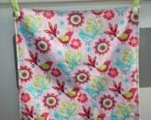 Oven Door Snap Towels - Set of 3 - Tweet Birds