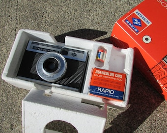 Agfa Isoflash-Rapid C Camera