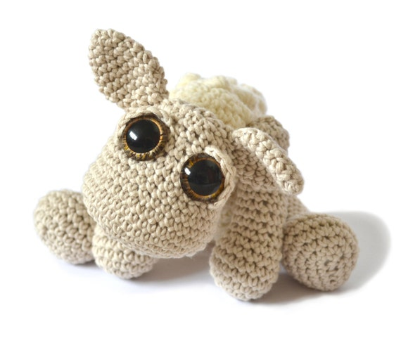 Sheep Amigurumi Crochet Pattern PDF Instant Download - Ethel