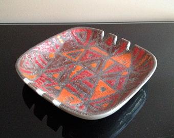 Modernist Raymor Italy Dish - Mid Century Ashtray