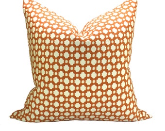 Betwixt pillow cover in Spark/Ivory