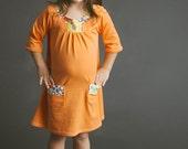 Pristine Swing Dress PDF Pattern Girls Toddlers 18m 2T 3T 4T 5 6 7 8