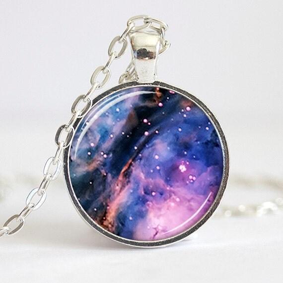 necklaces etsy nebula - photo #39