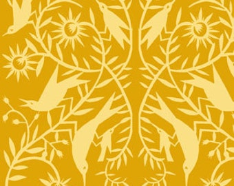 30024   - In the Beginning -Chickadee collection by Julie Paschkis  - 8JPC3      -   1 yard
