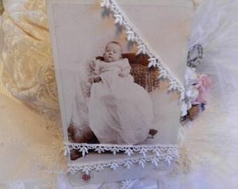 Petite Cream Venise Trim-Dolls-Weddings-Sewing-Crazy Quilts-Baby Trim Edging-2yds/2.90