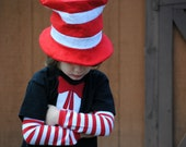 Cat in the Hat kids t-shirt