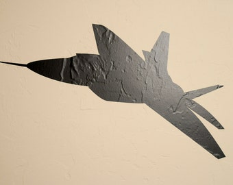 F-22 Raptor Jet - Wall Decal