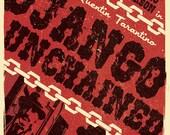 Django Unchained Film Poster