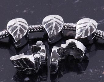 Leaf Clip bead