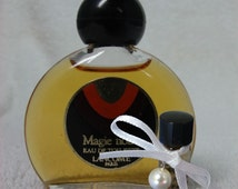 Decanted Vintage MAGIE NOIRE Perfume Eau de Toilette by LANCOME French Perfume Small Decant 1ml Civet Oil, Cassis, legendary fragrance Rare