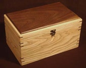 Seed Packet Organizer and Storage Box