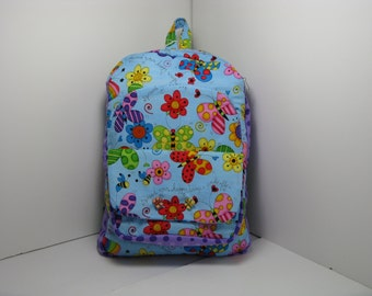 Happy Wings Preschool Backpack