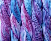Pixie Dust, Size 20 Hand Dyed Thread for tatting, crochet