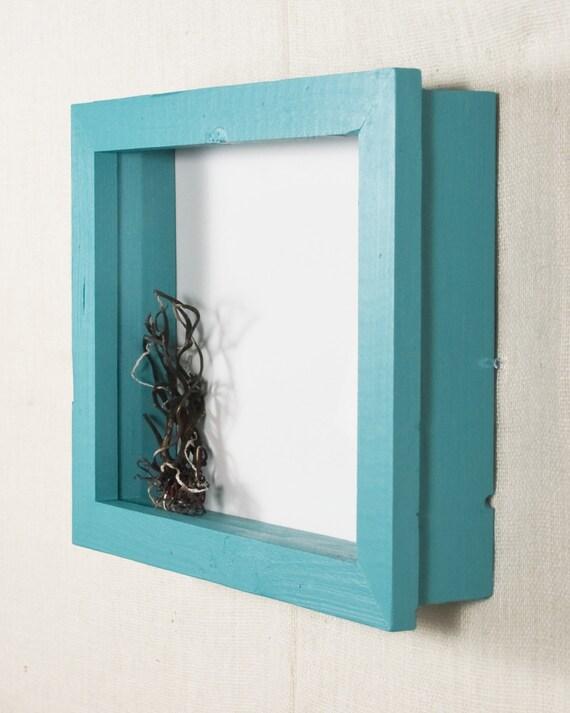Window Frame Shadow Box