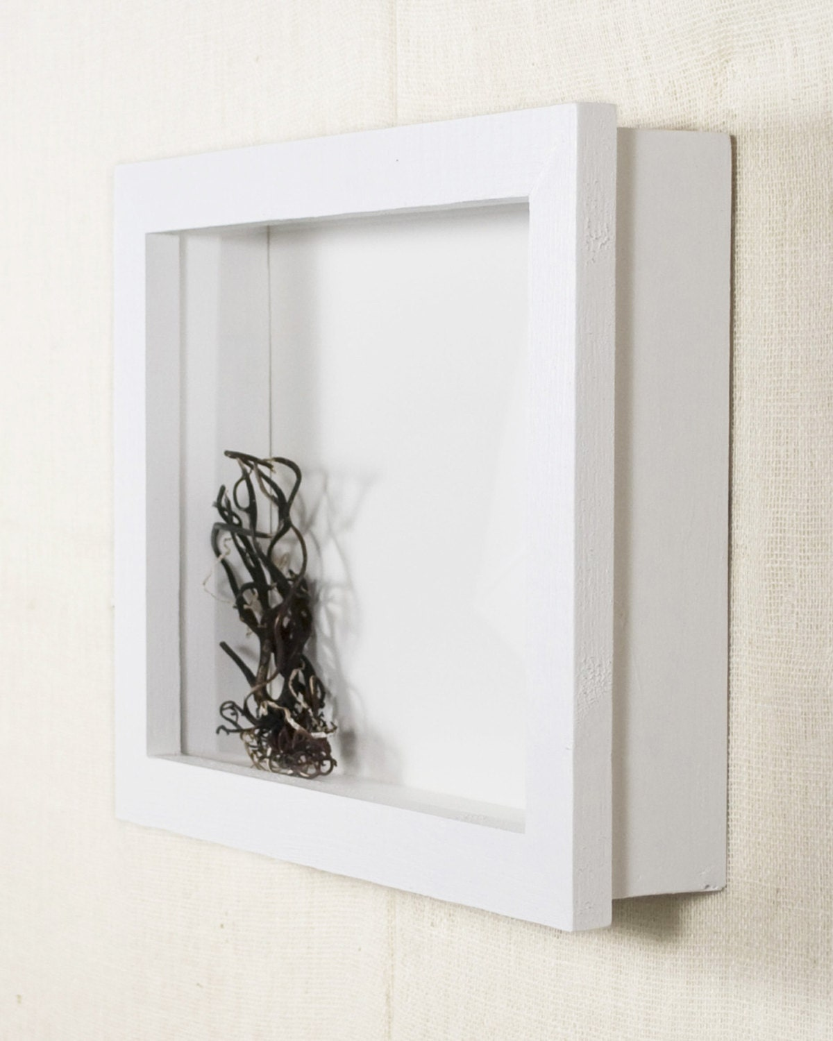 shadow box frame 18x24 deep shadow box display case picture frame display frame white