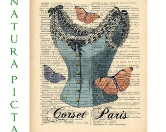 Popular items for corset wall decor on Etsy