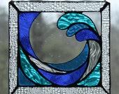 Ocean Wave suncatcher