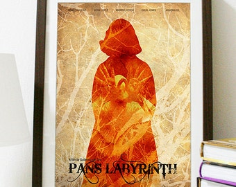 Pan's Labyrinth Movie Poster Print