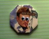 Conan Googly Eye Magnet