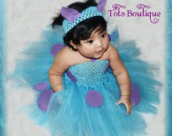 Monster Inspired Tutu Dress - Infant