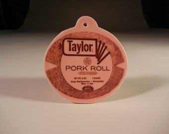 Pork Roll Ornament