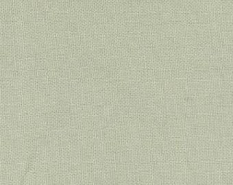 Flax 9900 241 Bella Solid Fabric Collection by Moda Fabrics - 1 yard