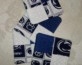 Penn State Nittany Lions PSU Coaster Set of 4
