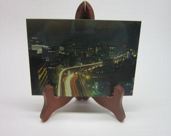 Vintage Postcard  Seoul Korea Highway