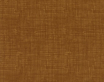 Fabric by the yard Sketch in Caramel Timeless Treasures 1 yard
