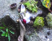 Fairy of the Woodland wand....protection and magick of the Forest ...