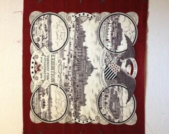 Nancy Gere Windham Fabrics - Fairmount Park - Industrial Revolution 1876 - 1880 - OOP