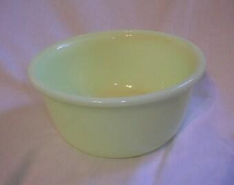 Vintage Hamilton Beach Yellow Large Mixing Bowl Racine Wisconsin