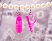 Gumdrop Pie - Barbie Shoe Earrings