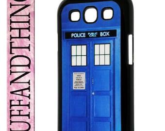Samsung Galaxy SIII Vintage Retro British Police Call Box Hard Case Cover Galaxy S3